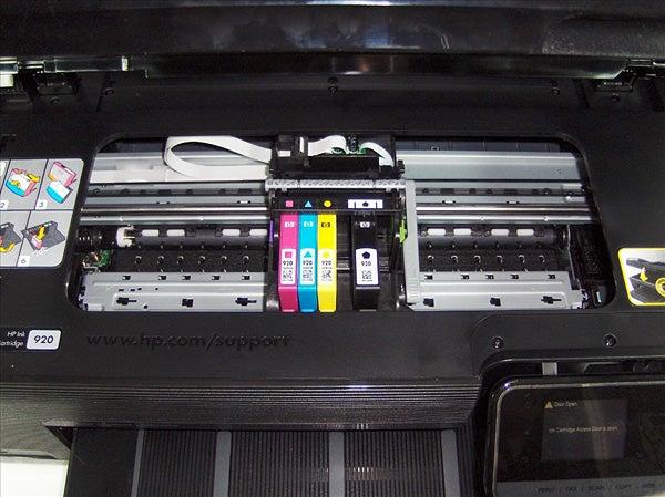 HP Officejet 7500A - cartidges