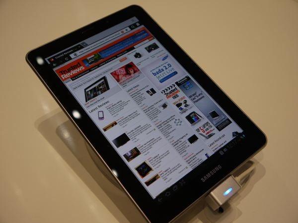 Samsung Galaxy Tab 7.7 9