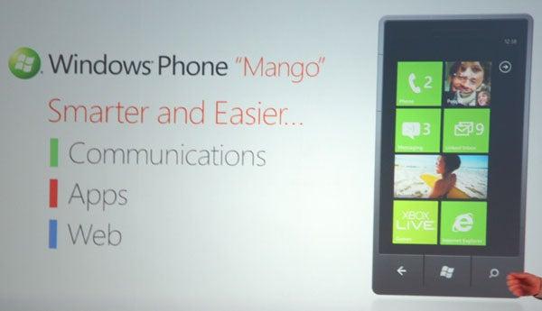 Windows Phone 7 Mango 7