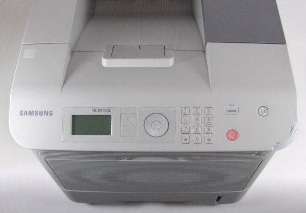 Samsung ML-6510ND - Controls