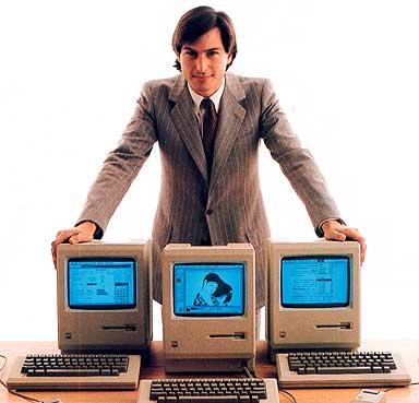 Steve Jobs Tim Cook Apple CEO