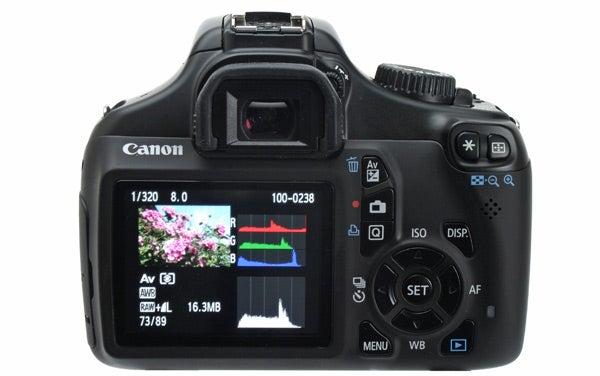 Canon EOS 1100D 2
