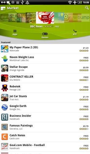 HTC Flyer 11