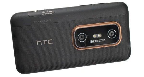 HTC Evo 3D 2