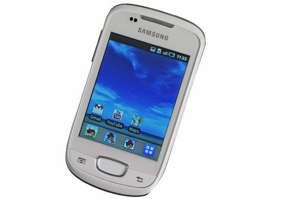 Samsung Galaxy Mini 4