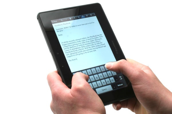 BlackBerry PlayBook 3
