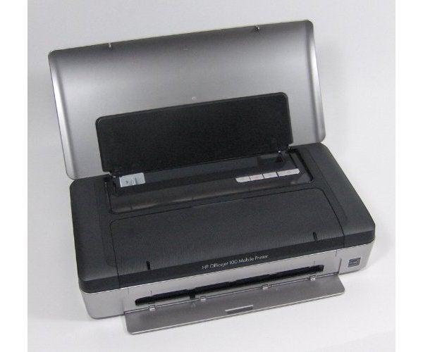 HP Officejet 100 Mobile - Open