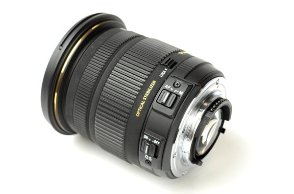 Sigma 18-50mm DC EX HSM OS 3