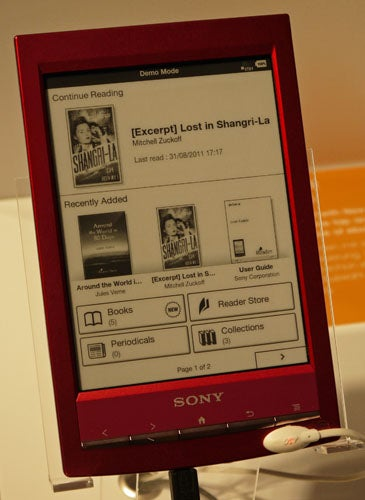 Sony Reader Wi-Fi 7
