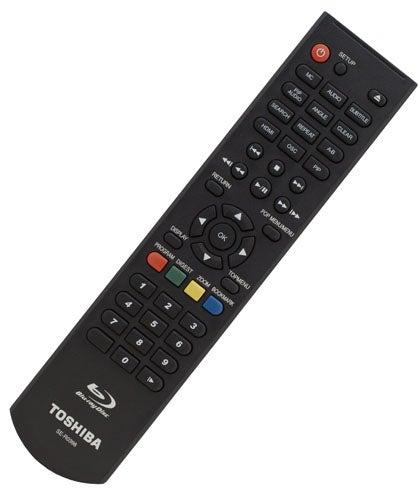 Toshiba BDX1200 Remote