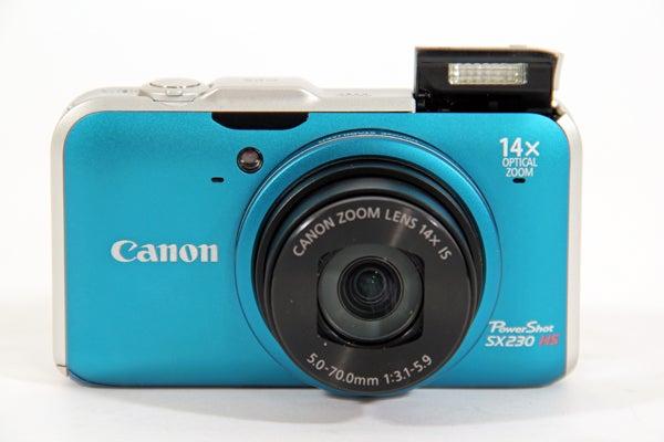 Canon SX230 HS 4