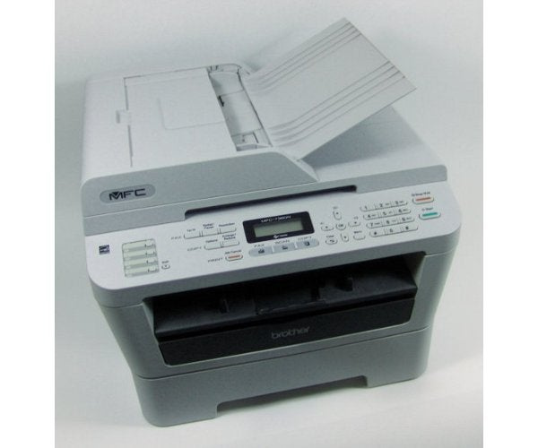 Brother MFC-7360N - Tray