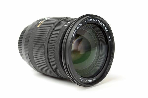 Sigma 18-50mm DC EX HSM OS 5
