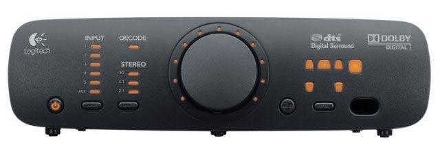 Logitech Z906 controller