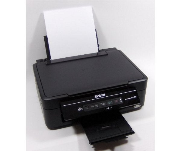 Epson Stylus Sx235w Review Trusted Reviews