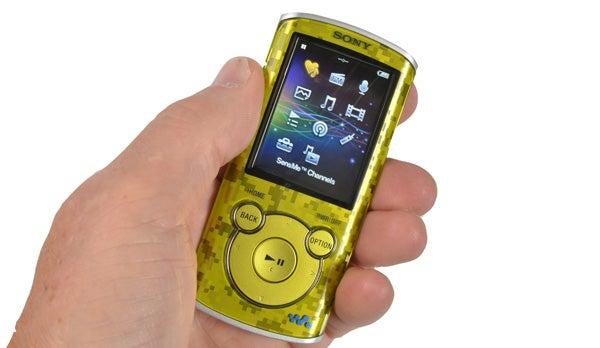 Sony NWZ-E463 3
